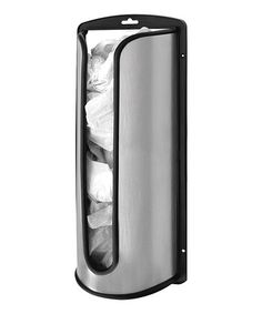Look at this #zulilyfind! Stainless Steel Bag Holder by Home Collections #zulilyfinds