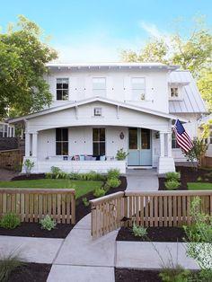 Inviting Home Exterior Color Ideas | HGTV