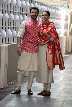 The Bollywood power couple kept the party going with their Bengaluru wedding ceremony and a wealth of stunning outfits. Wedding Kurta For Men, Wedding Dresses Men Indian, Wedding Dress Men, Wedding Sherwani, Luxury Wedding Dress, Wedding Men, Sherwani Groom, Casual Wedding, Men's Wedding Wear