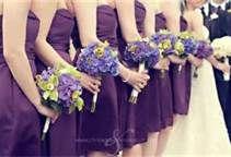 purple hydrangea wedding flowers - Bing Images