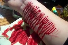dont do this to your self its self harm dont do it to be cool and iv done it i have a reason Cut For Bieber, Cutting Quotes, Self Destruction, Anxiety, It Hurts, At Least, Shit Happens, Feelings, Depression Kills