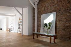 Berlin penthouse Charlottenburg interiordesign deco livingroom Clausewitzstrasse 3   Fantastic Frank