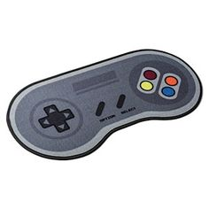 Bring some control to your front porch / stoop / door with this 16-Bit Game Controller Doormat.
