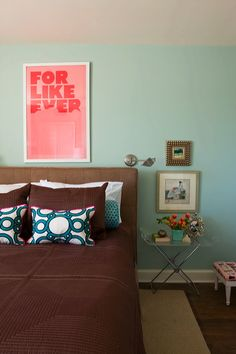 Palladian Blue HC-144 by Benjamin Moore | Best Paint Colors for Your Home: TURQUOISE
