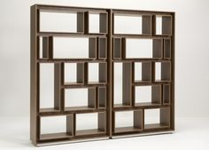 Porada First Bookcase - Porada Furniture At Go Modern
