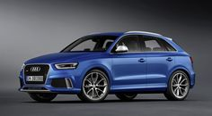 News - New Audi RS Q3 is now open for ordering