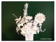 #Matrimonio con #FioridiCarta #wedding #paperflowers