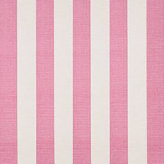 Yacht Stripe Pink/White - Furbish Studio