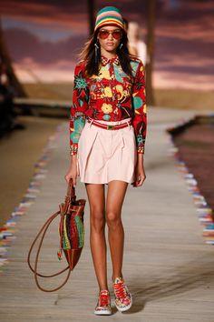 Tommy Hilfiger Primavera/ Verão 2016, Womenswear - Desfiles (#22662)