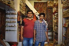 No Rest For the Wayfaring: Vikram's tips for shopping in India