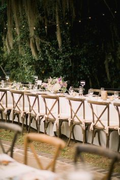Sweetgrass Social wedding at Legare Waring House. Amanda & Matt. Rustic table scape.