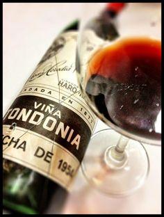 El Alma del Vino.: Bodegas López de Heredia Viña Tondonia Cosecha 1954.