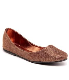Ten Shimmering Brown Ballerinas, http://www.snapdeal.com/product/ten-shimmering-brown-ballerinas/2022107535