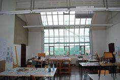 Kunstgewerbeschule en de academie in Weimar - Henry van de Velde