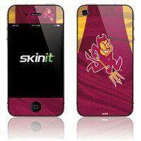 Arizona State Sun Devils Team Logo iPhone 4 Skin #Fanatics