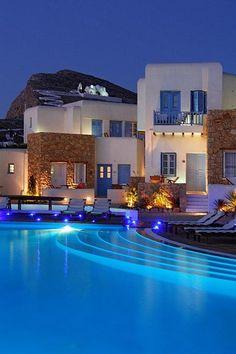 GREECE CHANNEL | Folegandros Chora Resort✔zϮ