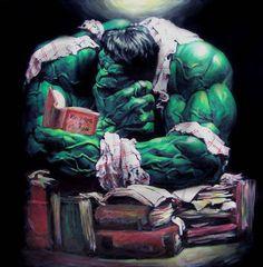 Hulk read.