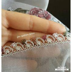 @igne_oyalarim_hobim #igneoyasi #iğneoyası #igneoyasisevenler #yesterday #instagram #gelinevi #çeyiz #takip #ceyizhazirligi #bohça… Folk Embroidery, Embroidery Designs, Baby Knitting Patterns, Crochet Patterns, Tatting Lace, Needle Lace, Lace Making, Bargello, Crochet Lace