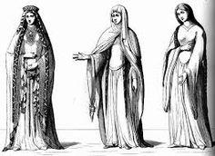 12th century french fashion - Google Search