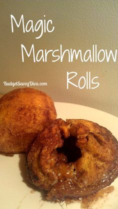 Magic Marshmallow Puffs Recipe
