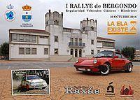 I Rallye de Bergondo de vehículos clásicos: Concello Bergondo