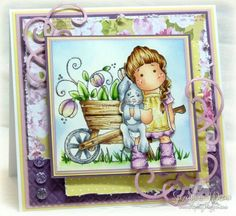 Easter Treats-card by suzannejdean - Cards and Paper Crafts at Splitcoaststampers
