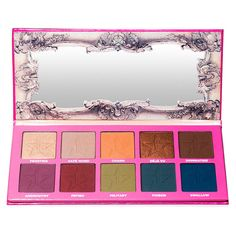 "<h5>About Androgyny Palette</h5> <p>The long-awaited Androgyny Eyeshadow Palette is finally here! Experience Jeffree Star's version of a ""neutral"" palette and create endless amounts of looks with 10 new jaw-dropping shades with super matte and metallic finishes.</p> <h5>Other Details</h5> <ul> <li>Vegan</li> <li>Cruelty-free</li> </ul>"