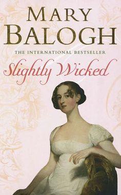 """Slightly Wicked (Slightly 2) (Bedwyn Series)"" av Mary Balogh"