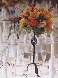 santa fe wedding flowers reception floral design and arrangements