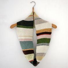 sandra juto - scrap yarn and colour inspiration