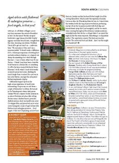 Magazine article about guesthouse and wedding in Cullinan Our Town, Magazine Articles, South Africa, Wedding Venues, Wedding Reception Venues, Wedding Places, Wedding Locations