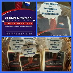Campaign cookies by Brown Sugar Events. He WON  the election !!