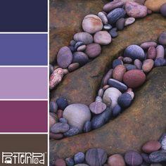River Rock  #patternpod #patternpodcolor #color #colorpalettes