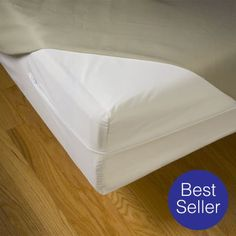 From National Allergy, the best!!  All-Cotton Allergy Mattress Covers