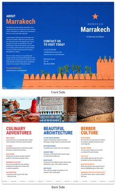 256 best trifold brochure design ideas templates images on