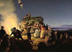 I Campi di Mais: La notte di San Giovanni il nocino Abruzzese