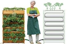 How to Make Your Own Tower Garden DIY