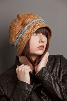 Ravelry: Beatrice Cloche pattern by Erica Jackofsky (Fiddle Knits)