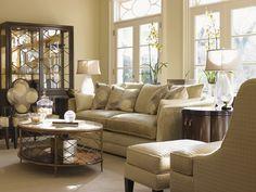 St. Tropez Bardot Sofa - Lexington Home Brands