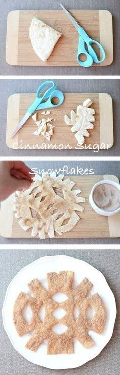 Indoor Winter Activities for Kids - Cinnamon Sugar Snowflakes Winter Activities For Kids, Holiday Activities, Baby Activities, Christmas Activites, Children Activities, Winter Games, Camping Activities, Outdoor Activities, Winter Camping
