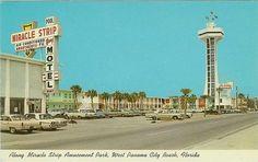 Panama City Beach Miracle Strip Florida