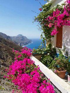 Karpathos island.
