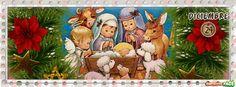 Nochebuena nacimiento - Portadas para Facebook