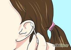 Healing techniques for stubborn cartilage piercings!