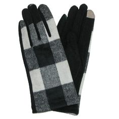 Keep your hands warm while using your touchscreen devices this winter with these stylish gloves. They are touch screen compatible which makes it easy and convenient to use ATMs, smartphones, tablets, and any other device that has a touch screen. Made from a wool blend, these gloves are warm and comfortable for everyday wear and great for keeping your hands warm outdoors in the cold.