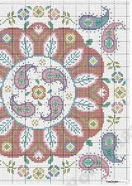 Resultado de imagen para almohadones punto cruz patrones