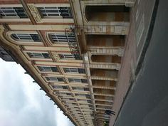 El centro de mando Bogotano