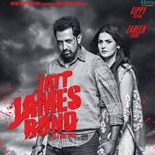 Jatt James Bond, directed by Rohit Jugraj, is a romantic thriller. The film has been released today. It stars Gippy Grewal along with Bollywood debut star Zareen Khan. The two have been cast in the lead roles, and Gurpreet Ghuggi, Vindu Dara Singh and Yashpal Sharma have adorned significant roles.