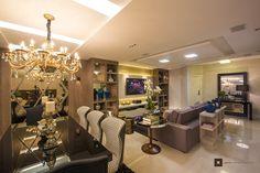 Sala de Jantar + Home-Theather