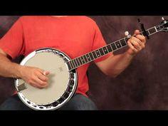 """Dueling Banjos"" - Beginning Banjo Lesson (With Tab) - YouTube"